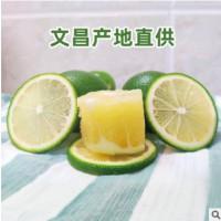 海南青柠檬 3斤5斤9斤当天采摘 皮薄多汁 产地直供 批发包邮
