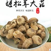 云南姬松茸大菇干货 巴西菇蘑菇食用菌散装定制 松茸菌批发