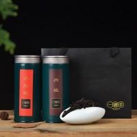 一罐茶武夷大红袍正岩肉桂茶叶礼盒装茶叶批发公司定制茶叶礼品茶