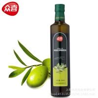 众喜 特级初榨橄榄油 500ML装