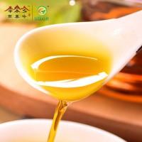 甘肃亚麻籽油500ml物理冷压榨绿蚁康亚麻籽油一件代发食用油