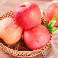 山西红富士苹果 10斤当季新鲜水果脆甜冰糖心丑苹果礼盒整箱批发