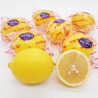 批发【彩袋装】安岳柠檬 新鲜一级果新鲜黄柠檬 5斤起批 规格可选