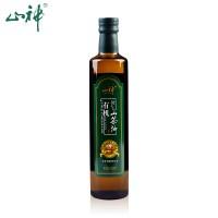 山神 有机山茶油500ml/瓶 常山山茶油食用油