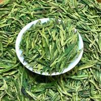 白茶龙井茶2020新茶上市高山春茶散装浓香型龙井基地批发一件代发
