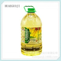 华俄国际 俄罗斯食用油斯洛博达葵花籽油阳达大豆油马克发面粉