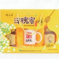 厂家直销洋槐蜜 洋槐蜂蜜 土蜂蜜480g小瓶蜂蜜礼盒装 伴手礼蜂蜜