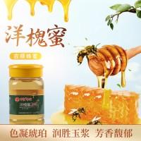 吉顺洋槐蜜纯蜂蜜源头厂家洋槐蜜品质好口顾客回购率高支持混批