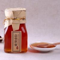 益母草蜜野生蜂蜜380g厂家直销蜂产品批发枇蜂蜜贴牌一件代发