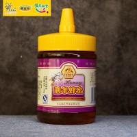 现货供应 礼盒装荆条蜂蜜 蜂巢蜜批发土蜂蜜蜂窝蜜500g 量大优惠