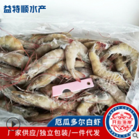厄瓜多尔白虾南美大虾 新鲜美味厄瓜多尔白虾新鲜速冻海鲜水产