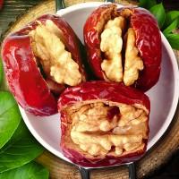美枣王250g/500g枣夹核桃 红枣夹核桃 新疆和田大枣夹核桃仁